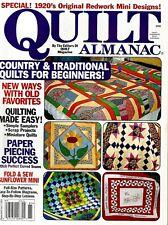 2003 Quilt Almanac Magazine #Q40