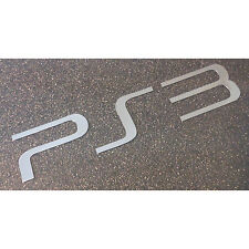 PlayStation 3 Label / Aufkleber / Sticker / Badge / Logo 9.5cm x 2.0cm [424]