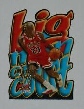 1996-97 Michael Jordan Big Man On Court Skybox Z-Force Z-Peat 1996 1997 96 97