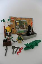 LEGO Orient Expedition Jungle River #7410 worldwide shipping