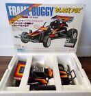 Vintage 80's Nikko Japan 1/14 Frame Buggy R/C Black Fox MIB Taiyo Tyco