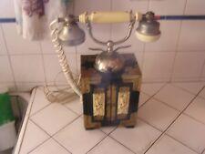 Decorative Rotary Telephone Panels Asian Chinese