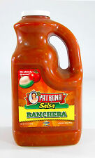 La Patrona Salsa Ranchera, 4 PACK / 8.5 lb (4 / 1 Gallon Jugs), FREE SHIPPING