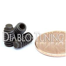 """#10-24 x 3/8"""" - Qty 10 - Half Dog Point Socket SET / GRUB SCREWS Alloy Steel 1/2"""
