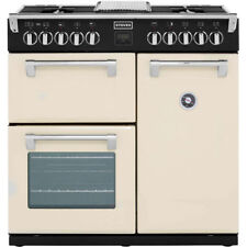 Stoves Richmond 900DFT 444440196 Dual Fuel Range Cooker-Champagne