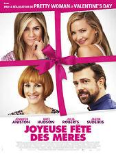 Affiche 120x160cm JOYEUSE FÊTE DES MÈRES /MOTHER'S DAY 2016 Jennifer Aniston EC