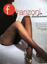 Damen Netz-Strumpfhose,mittlere Masche,Marke, Franzoni, Farbe, schwarz,  38-42