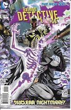 DC Comics New 52 BATMAN DETECTIVE COMICS #12 first printing
