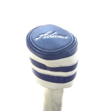 Adams Idea Driver Cover Headcover Only Blue/Beige HC-387