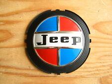 AMC/Jeep Wagoneer Wheel Hub Cap Center Badge for Wheel Cover 999 878 # 1