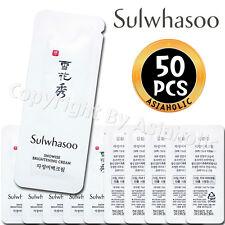 Sulwhasoo Snowise Brightening Cream 1ml x 50pcs (50ml) Sample AMORE PACIFIC