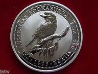 Australia. 1995  2 oz - Silver Kookaburra -......BU