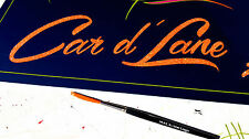 """Lettering / Outlining  # 6 brush  by  """"Andrew Mack - Von Dago"""""""