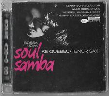 Ike Quebec - Soul Samba Bossa Nova [SACD] Analogue Productions SEALED
