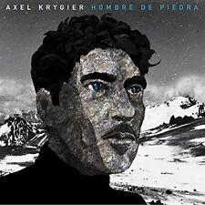 AXEL KRYGIER - HOMBRE DE PIEDRA  CD NEW+
