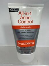 Neutrogena All-in-1 Breakout Control Daily Scrub 4.20 oz