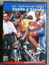 2003 Vuelta a Espana World Cycling Productions 3 DVD 5 hrs Roberto Heras Clean