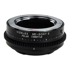 Fotodiox Objectivement Adaptateur Vizelex Polar Minolta MD Lens to SONY Alpha E-Mount