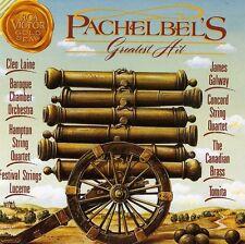 Pachelbel's Greatest - Pachelbel's Greatest Hit: Canon in D [New CD]