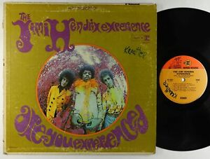 Jimi Hendrix Experience - Are You Experienced? LP - Reprise 2-Tone