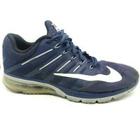 Nike Air Max Excellerate 4 Running Shoes Men's Size 13 #806770-400 navy/gray