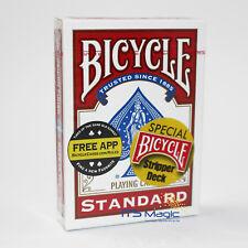 179201 Bicycle Stripper Deck Trick-Kartenspiel für Kartentricks gezinkte Karten