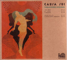 CD (NEU!) . CAUSA SUI - Vibraciones Doradas (2017 mkmbh