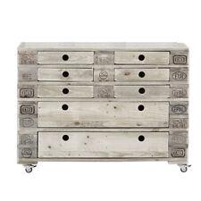 Palettenholz Kommode Carpe Diem Vintage Sidebord Holz Schrank Palettenmöbel Neu