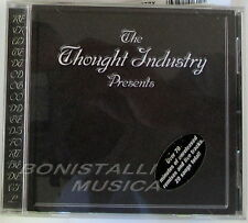 THE THOUGHT INDUSTRY - REERUNIITED TO DO GOOD DEEDS FOR... - CD Nuovo Unplayed