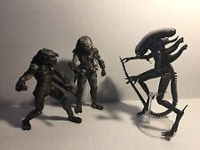 Neca Predator Loose LOT