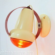 Charlotte Perriand Design Tischleuchte Arztlampe Rotlichtlampe Philips 60er J.