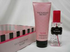 NIB Victoria Secret Sexy LittleThings NOIR TEASE Body Mist & Lotion 2pc Gift Set