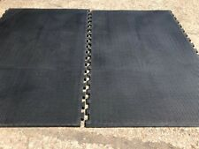 Delta mart Connecting  Rubber Stable Matting 6ftx4ft 18mm, Equine Flooring
