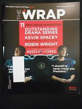 THE WRAP  EMMY WRAP HOUSE OF CARDS KEVIN SPACEY