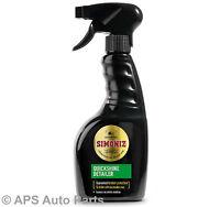 Simoniz Quickshine Detailer Carnauba Wax Instant Protect & Shine Auto Car Care