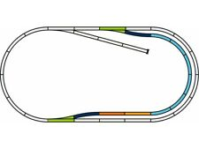 Piko 55321 A-Gleis mit Bettung Set C H0