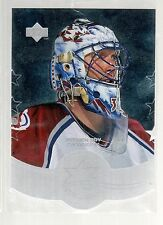 1997-98 U DECK 3 STARS SELECTION CARD #T2B, PATRICK ROY  IN MINT COND.