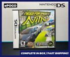 Need for Speed: Nitro (Nintendo DS, DSi 2009) COMPLETE, TESTED, FREE SHIPPING ✅