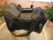 Sherpa Delta Deluxe Pet Carrier/Tote - Fits Small & Medium Dogs - USED ONCE
