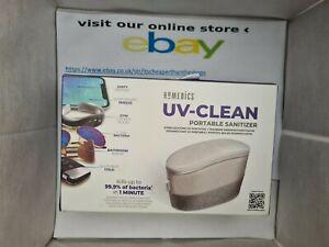 Homedics uv clean portable sanitizer💕💓