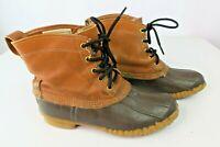 Vintage L.L. Bean Maine Hunting Shoes Sz 9  M USA  EXCELLENT CLEAN!