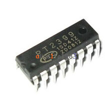 5PCS PT2399 DIP-16 Audio Digital Reverb Processing Circuit Chip IC
