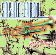 JAZZ DANCE - SASKIA LAROO - 12 TRACK MUSIC CD - LIKE NEW - H503