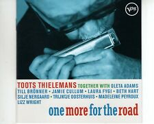 CD TOOTS THIELEMANS	one more for the road	VERVE EX (A2716)