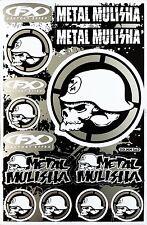 Metal Mulisha Rockstar Energy Sticker Bike MTB Motocross Vinyl DecaI Graphic T24