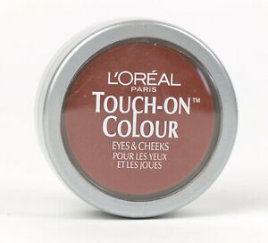 L'Oreal Touch-On Colour Eyes/Cheeks Blush - CHOOSE SHADE - New Sealed In Package
