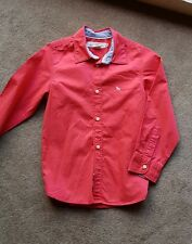 BOYS LONG SLEEVE SHIRT Size 7 EX. Cond. By H&M Cotton Very smart casual!!