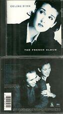 CD - CELINE DION : THE FRENCH ALBUM ( D' EUX JEAN JACQUES GOLDMAN ) / COMME NEUF