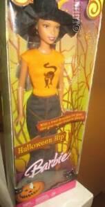 Barbie Halloween Hip Black African American NEW HTF