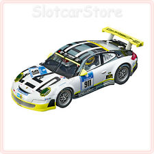 Carrera Evolution 27543 Porsche GT3 RSR Manthey Racing No.911 1:32 Slotcar Auto